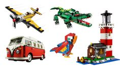 Support John-Henry Harris creating AWESOME LEGO MODELS!