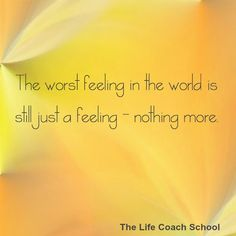 The Life Coach School has the latest, laser-like tools and cutting-edge training to manage thoughts, emotions, actions and therefore results. Feeling Nothing, Bad Feeling, Brooke Castillo, The Life Coach School, Hooked On A Feeling, Life Coach Certification, Live Life, Feel Better, Are You Happy
