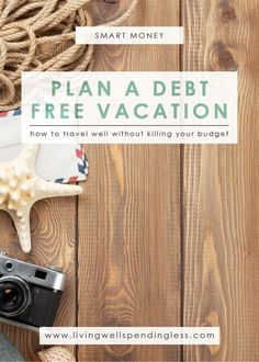 The vacation of your dreams doesn't have to be a financial nightmare. Don't miss these excellent tips for how to plan a debt free vacation! Travel Jobs, Ways To Travel, Best Places To Travel, Budget Travel, 7 Places, Money Plan, Free Vacations, Travel Alone, Debt Free