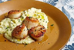 Ina Garten Seared Scallops
