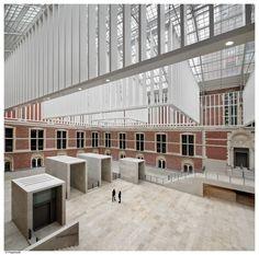 Cruz y Ortiz > New Rijksmuseum, Amsterdam
