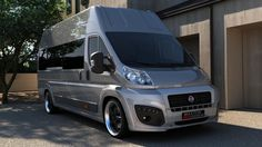 Vanning is not a fashion but a lifestyle Van Conversion Bike, Sprinter Conversion, Ducato Camper, Fiat Ducato, Small Motorhomes, Suzuki Cafe Racer, Automobile, Cool Vans, Army Vehicles