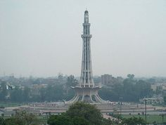 Minar-e Pakistan, Lahore ...ahh i miss seeing this..soo gorgeous..