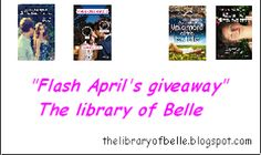 The library of Belle: Flash April's Giveaway!!!!