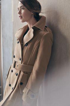 Camel cashmere-blend jacket