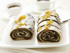 Mohnrolle mit Zuckerglasur auf polnische Art ist ein Rezept mit frischen Zutaten aus der Kategorie Mohnkuchen. Probieren Sie dieses und weitere Rezepte von EAT SMARTER!