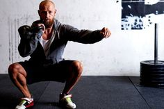 """3 KettleBell COMPLEXES to LOSE Fat + build character. (Seriously) w/a """"HOW to DO"""" Videos on Each Complex Workout Routine"""