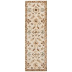 Decor 140 Epictus Hand Tufted Rectangular Runner ($345) ❤ liked on Polyvore featuring home, rugs, rectangular rugs, rectangular area rugs and rectangle rugs