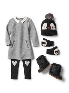 Love this whole little look! Baby Clothing: Toddler Girl Clothing: we love these her new arrivals | Gap