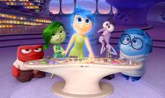 7 Parenting Tips From Pixar's 'Inside Out'