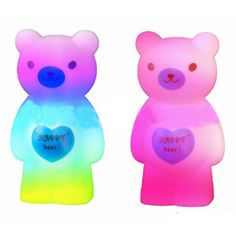 Super Cute Colorful Winnie Toy For Kids:)