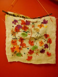 Sewing School. This blog has amazing sewing and tapestry projects for kindergarten age kids.