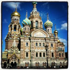 Latest photo from the EMS team working in St Petersburg. What a beautiful city!
