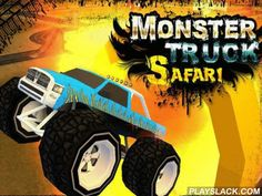 Monster Truck: Safari Adventure  Android Game - playslack.com , begin your tough truck and steer it along an arduous line with trampolines, hills, stones and many other hindrances. Enjoy every motor sound of your truck, pick up ludicrous speed and noise all hindrances on your path in this Android game. Use high trampolines to make astounding jumps, tumbles and other feats. Get over the heaps of stones and other hindrances you meet on your path. purchase brand-new trucks having exclusive…