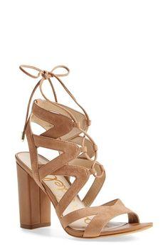 Sam Edelman 'Yardley' lace-up sandals • $130
