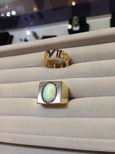 my weakness for this season: opal! <3 more opal fine jewellery at Mukhi Sisters, Jewellers Souks- Beirut Souks. info@mukhisisters.com