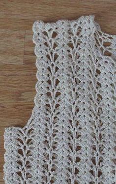 Todo para Crear ... : prendas en crochet: