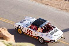 Pikes Peak 1967 porsche 911