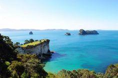 Coromandel Coastline Walk 22 New Zealand Hikes Everyone Needs On Their Bucket List Moving To New Zealand, New Zealand Travel, Great Places, Places To See, Beautiful Places, Places To Travel, Travel Destinations, New Zealand Adventure, Future Travel