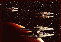 Cylon Base star