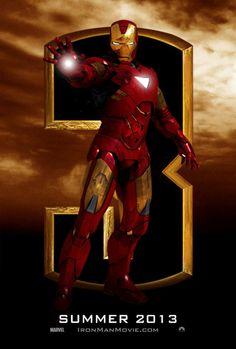New Iron Man 3 poster!