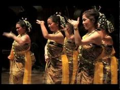 Beauty Javanese Traditional Dance And Music Instrumental - Exoctic of Indonesia
