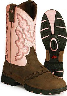 Justin George Strait 3.1 waterproof boots - G4 BAY APACHE