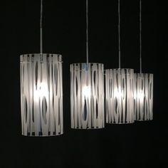 Nice Lampen Bijzondere designlamp met vier kelken