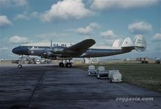 [c/n 1980] [may46-1965] [C69/L049] Lockheed Constellation [4X-AKD] El Al - Israel Airlines] [dec53] [feb62]