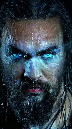 Here is a collection of Aquaman film wallpapers backgrounds for desktop and smartphones. Aquaman is an American superhero film based on the DC Comics character. Eyes Wallpaper, Photo Wallpaper, Wallpaper Backgrounds, Aquaman Film, Stylish Beards, Jason Momoa Aquaman, Beard Model, Beard Styles For Men, Dc Comics Characters