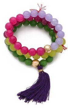 Lead Colorblock Bracelet Set on shopstyle.com