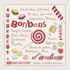 Les bonbons d'antan - Lilipoints
