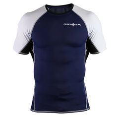 React Compression Top Short Sleeve
