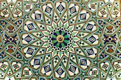 Moroccan Pattern III by Beum เบิ้ม Portƒolio, via Flickr