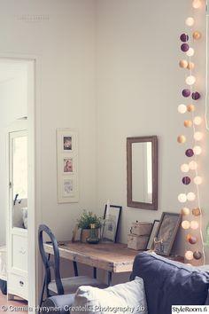 peili,tuoli,työpiste,kotitoimisto,työpöytä Home Office, Gallery Wall, Rustic, Inspiration, Home Decor, Country Primitive, Biblical Inspiration, Decoration Home, Room Decor