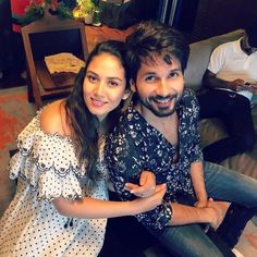 Bollywood star Shahid Kapoor and his wife Mira Rajput Kapoor become parents again on Wednesday night. Mira gave birth to the baby at Mumbais Hinduja hospital.The couple also have a daughter Misha. Bollywood Couples, Bollywood Stars, Bollywood News, Bollywood Celebrities, Bollywood Fashion, Misha Kapoor, Mira Rajput, Shahid Kapoor, Vogue India