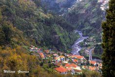 Madeira Island - Curral das Freiras