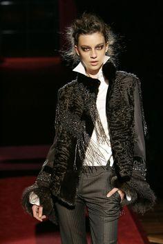 NWT SPECTACULAR Saga Mink Swakara Lamb Fur Cashmere Real Genuine Fur Jacket Coat in Kleidung &…