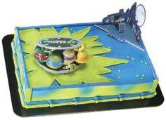 Amazon.com : DecoPac Teenage Mutant Ninja Turtles Action Deco Set : Childrens Cake Decorations : Toys & Games