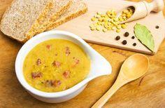 Фото к рецепту: Гороховый суп по-немецки