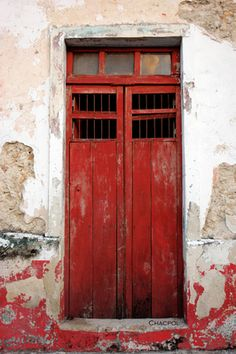 Door of Yucatan, Federico Chacpol Espinosa