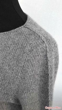 Friday Again by Ankestrick Easy Knitting Projects, Knitting Designs, Knitting Stitches, Knitting Patterns Free, Knitting Yarn, Knit Patterns, Hand Knitting, Crochet Needles, Knit Crochet