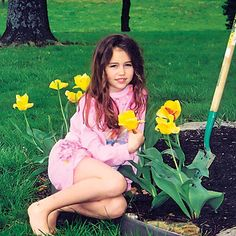 miley cyrus baby pictures | Miley: From Baby to Sweet 16! - 2001 - Miley Cyrus : People.com
