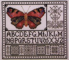 The watercolor look butterfly with blackwork was inspired by and art fair that included lots of very talented watercolor artists.