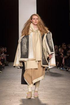 Westminster BA Fashion Designers Show 2015
