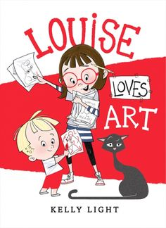 """Watch. Connect. Read.: Video of the Month: The """"Louise Loves Art"""" Song"""