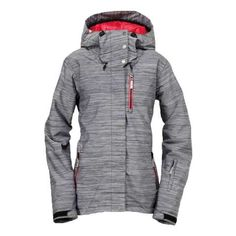 Volcom Gila Stretch Jacket - Women's Snowboard Jackets - Winter ...