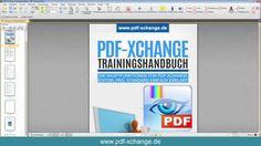 http://www.pdf-xchange.de - Mit dem PDF-XChange Editor ist es möglich, dass Sie in bereits erstellten PDF Dokumenten Texte ändern, löschen, verschieben und f...  #PDFXchange #PDFXchangePro #PDFXchangeEditor #PDFXchangeViewer #PDF-Xchange #PDF-XchangeEditor