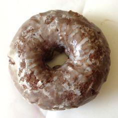 Chocolate Cake Donut - Nuvo Donuts, Hendersonville, TN