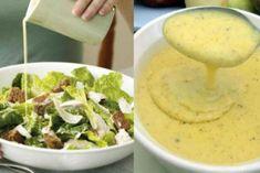 Подборка лучших соусов, которые прекрасно дополняют салаты